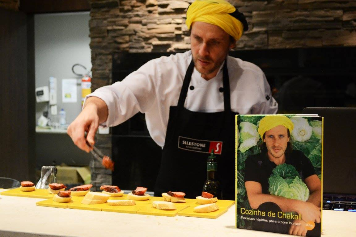 Evento Chef Chakall