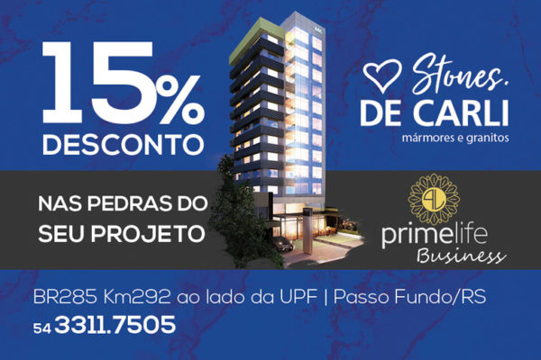 Fachada Prime Life Business